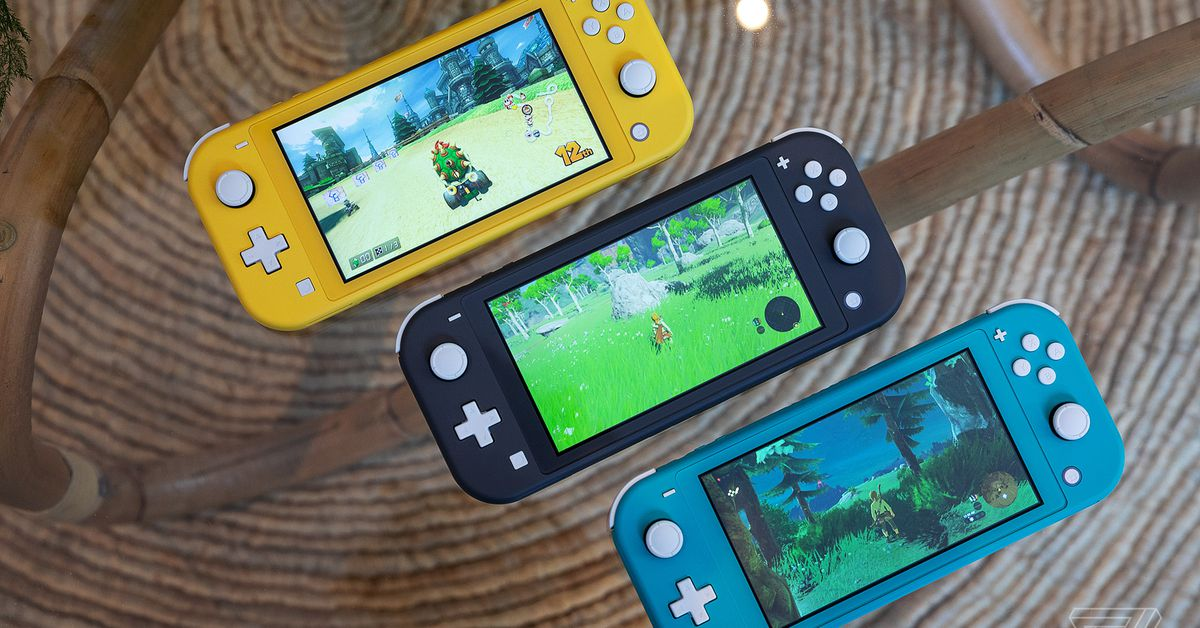 10 great games as of 2020 for the new Nintendo Switch