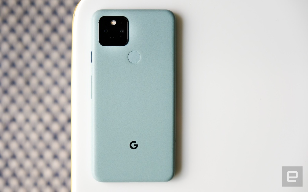 Google has removed the pixel 5 and 4a 5G's ultra-fast astrophotography mode