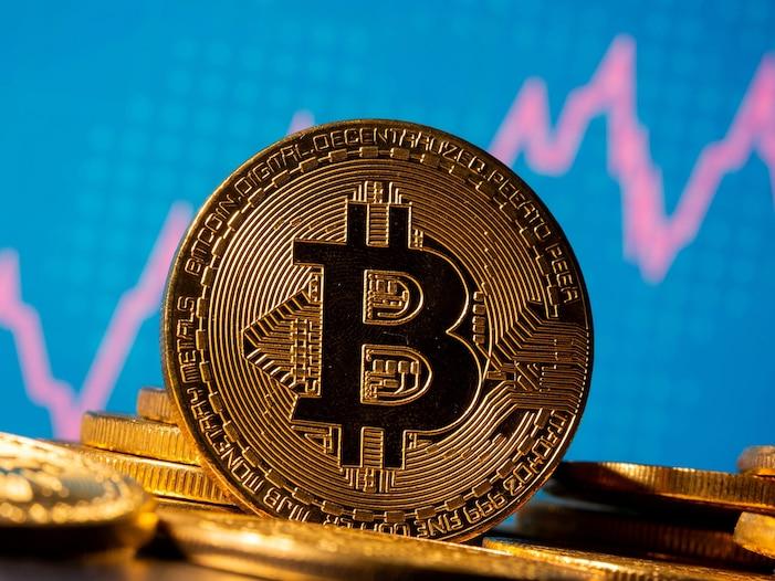 kaip lazerinės akys galėtų priversti Bitcoin investuotojus pamatyti raudoną spalvą