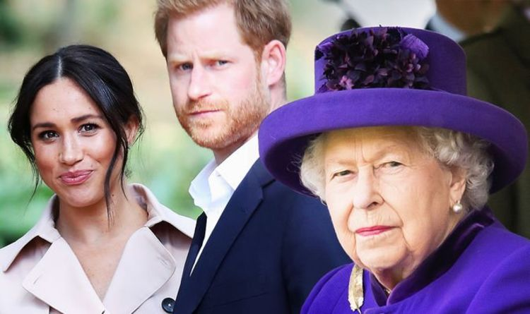Meghan Markle and Prince Harry accused of embarrassing the Queen with strange acts    Royal    News