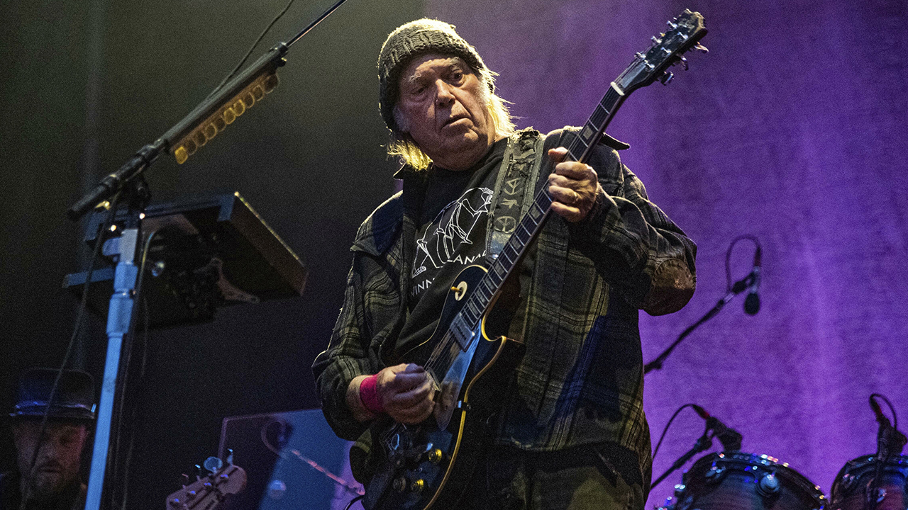 Neil Young has become the latest artist to sell his share of his songs