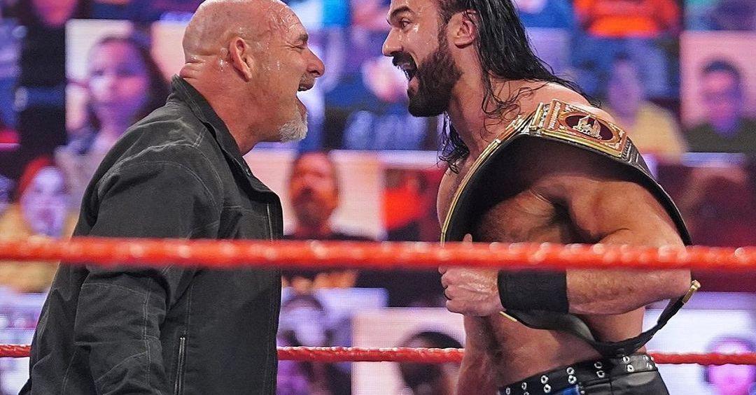 Regardless of the explanation, Goldberg's Raw show didn't make any sense